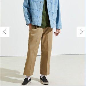 Men's Loose Straight Cropped Dickies